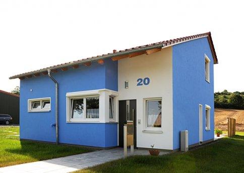 Wohnhaus Rauschenwasser, Bovenden - Bauzeit 12/2011 - 4/2012 - Wärmedämmverbundsystem