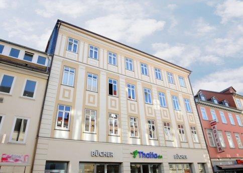 Thalia Weender Straße 36, Wohn- und Geschäftshaus