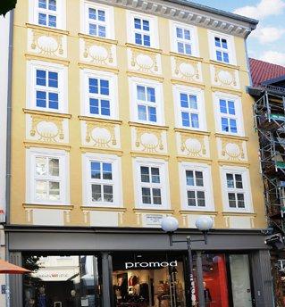 Weender Straße 64, Wohn- und Geschäftshaus