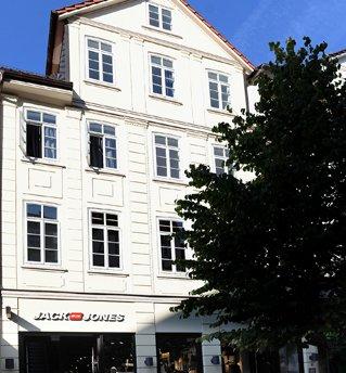 Weender Straße 55, Wohn- und Geschäftshaus