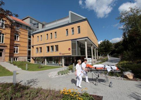 Krankenhaus Neu Bethlehem, Anbau Funktionstrakt