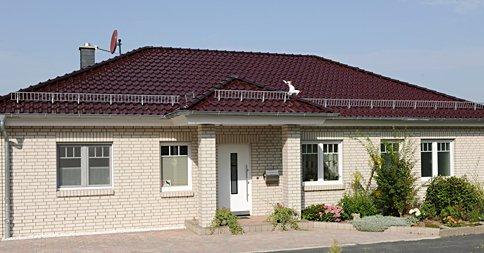 Wohnhaus Weidenbreite, Bovenden - Bauzeit 6/2008 - 5/2009 - Hangbebauung