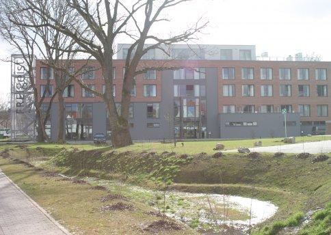 FREIgeist Hotel am PS Speicher in Einbeck